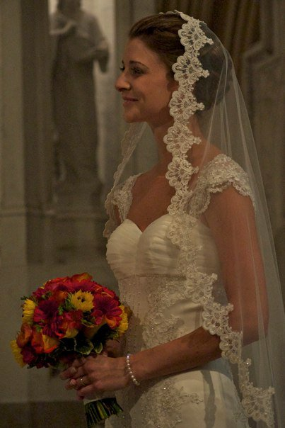 One Of Our Brides Wearing Decade Wedding At Cana On Her Day Also Available In Your Colors For Bridesmaids